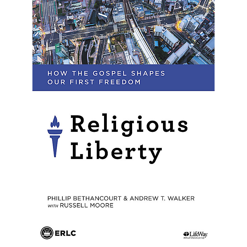 Religious Liberty - Bible Study Book