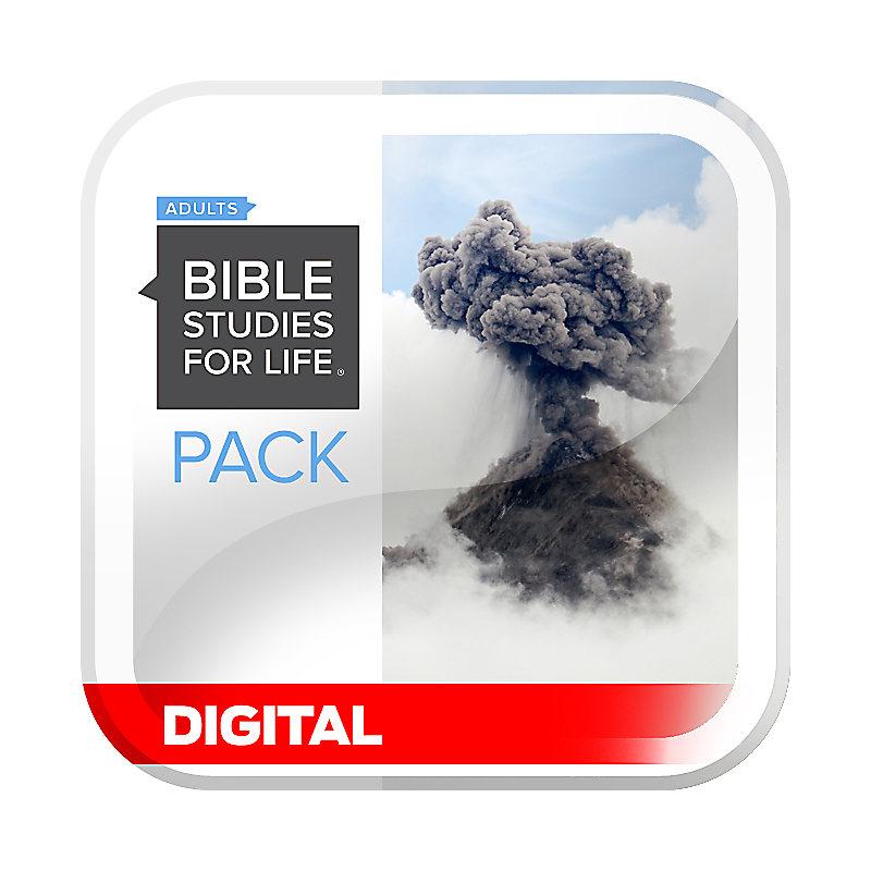 Bible Studies for Life: Adult Digital Leader Pack - Winter 2021