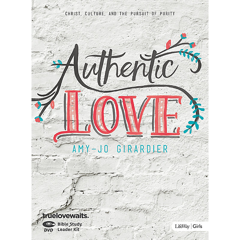 Authentic Love - Bible Study for Girls Digital Leader Kit