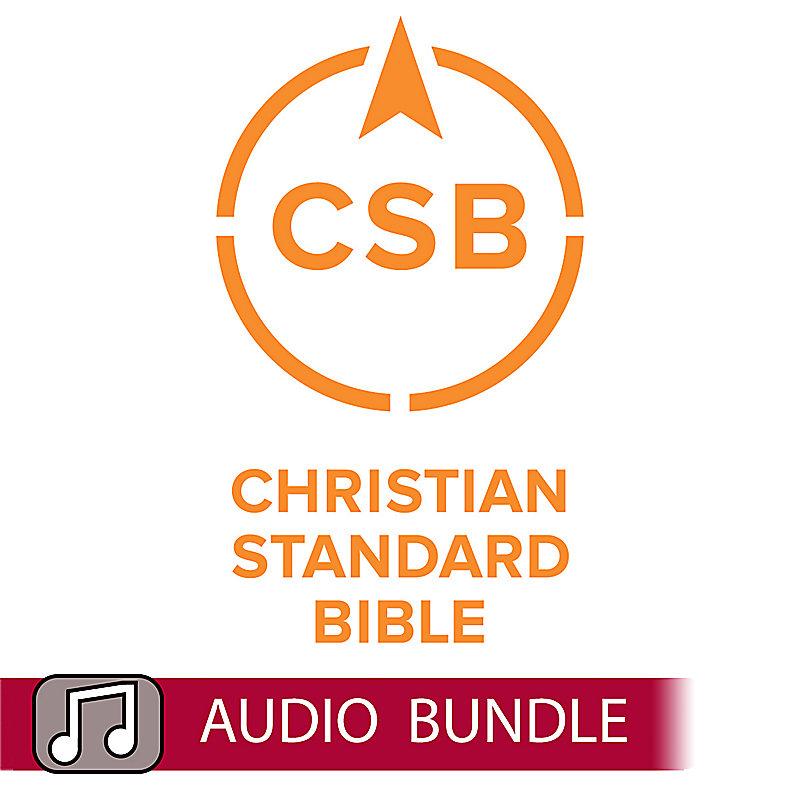 CSB Audio Bible