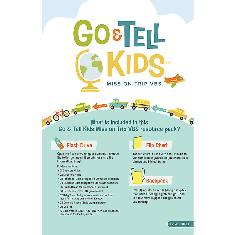 Go & Tell Kids