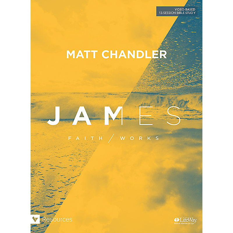 James - Bible Study Book