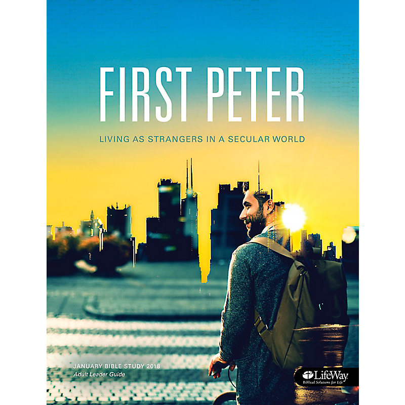 January Bible Study 2018: 1 Peter - Leader Guide