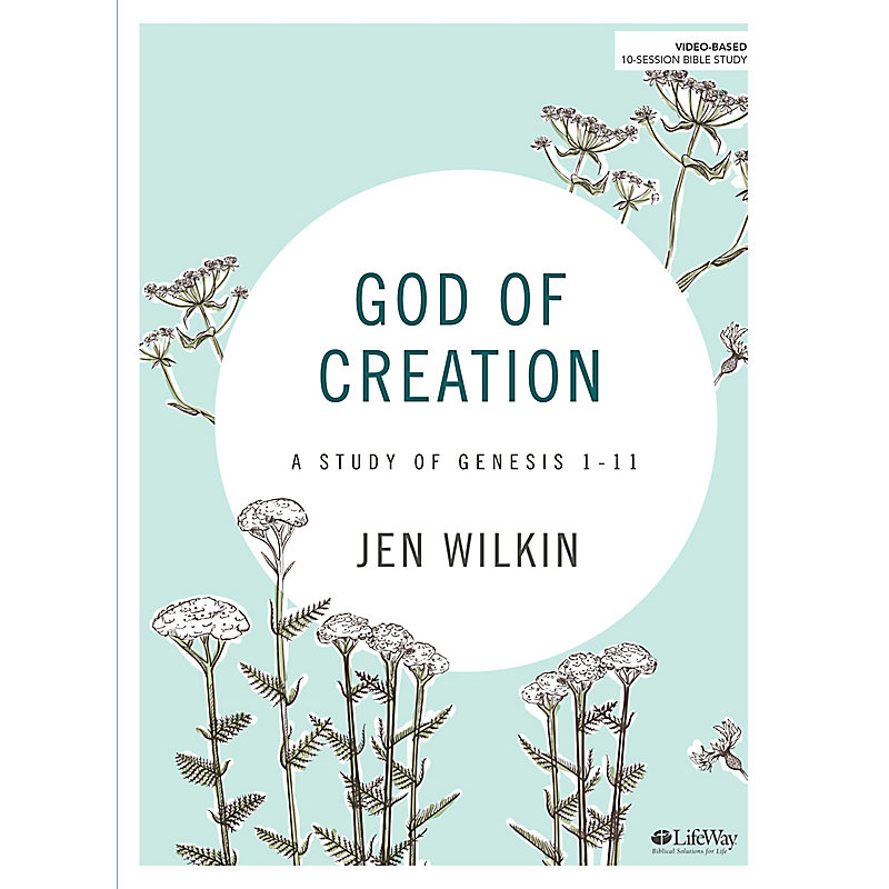 God of Creation - Bible Study Book