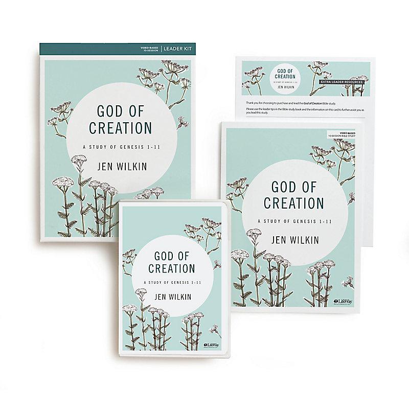 God of Creation - Leader Kit