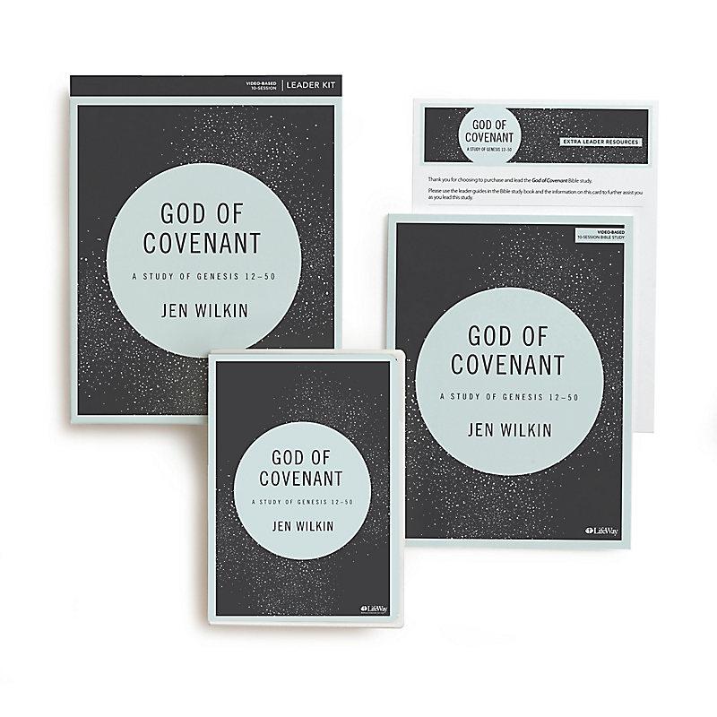 God of Covenant - Leader Kit