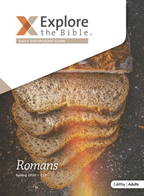 Explore the Bible Adult Daily Discipleship Guide