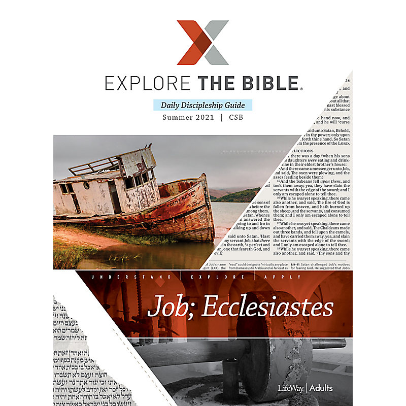 Explore the Bible: Daily Discipleship Guide - CSB - Summer 2021