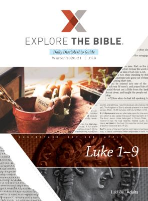 Explore the Bible Adults Study Guides