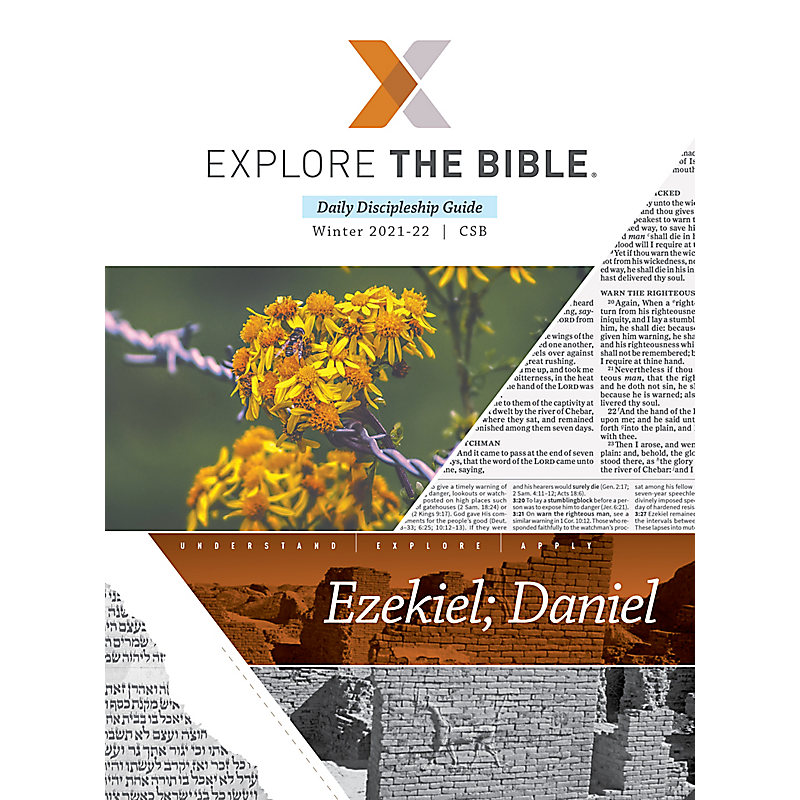 Explore the Bible: Daily Discipleship Guide - CSB - Winter 2022