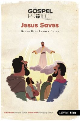 Volume 9: Jesus Saves (until 5/1/2020)