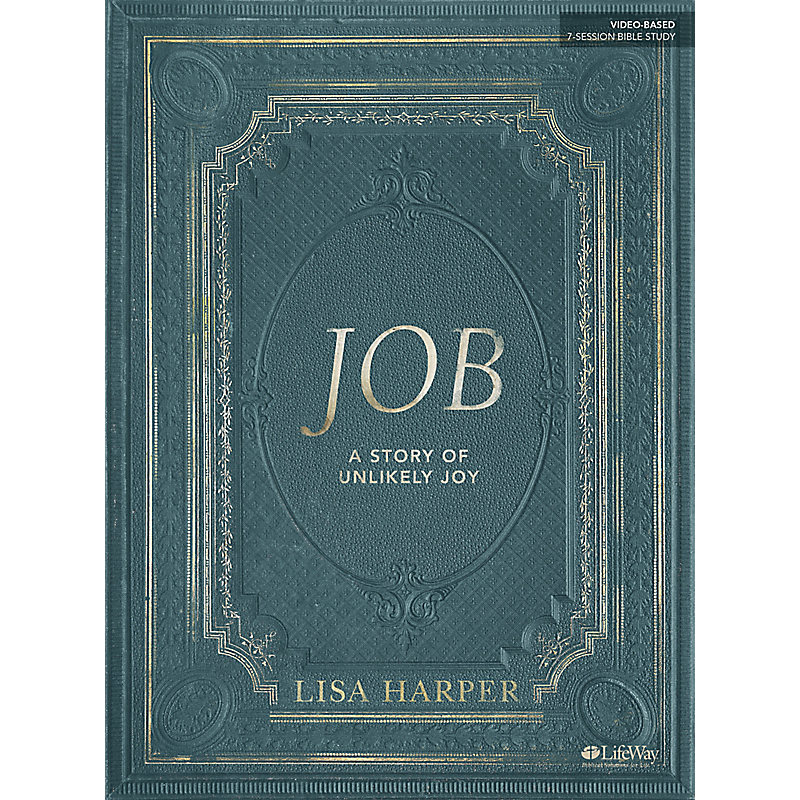 Job - Bible Study Book