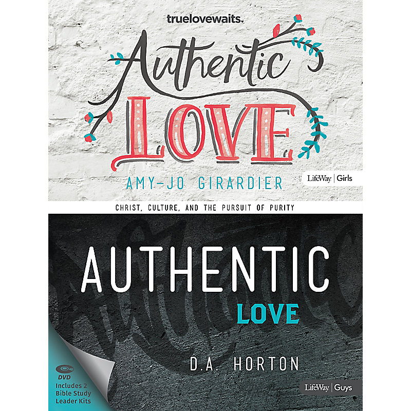 Authentic Love - Bible Study Digital Leader Kit