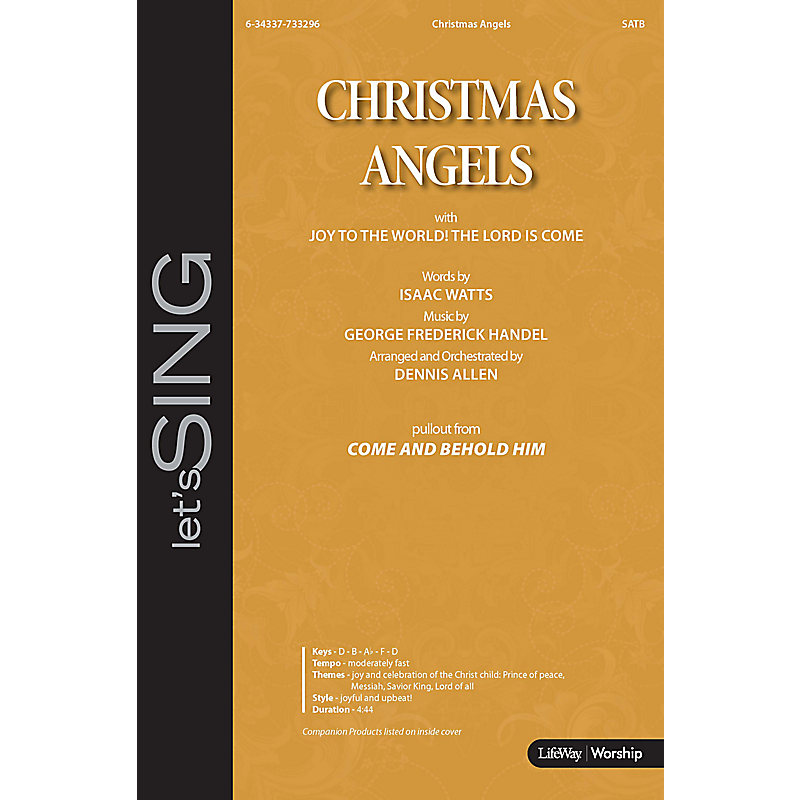 Christmas Angels with Joy to the World! - Downloadable Lyric File ...
