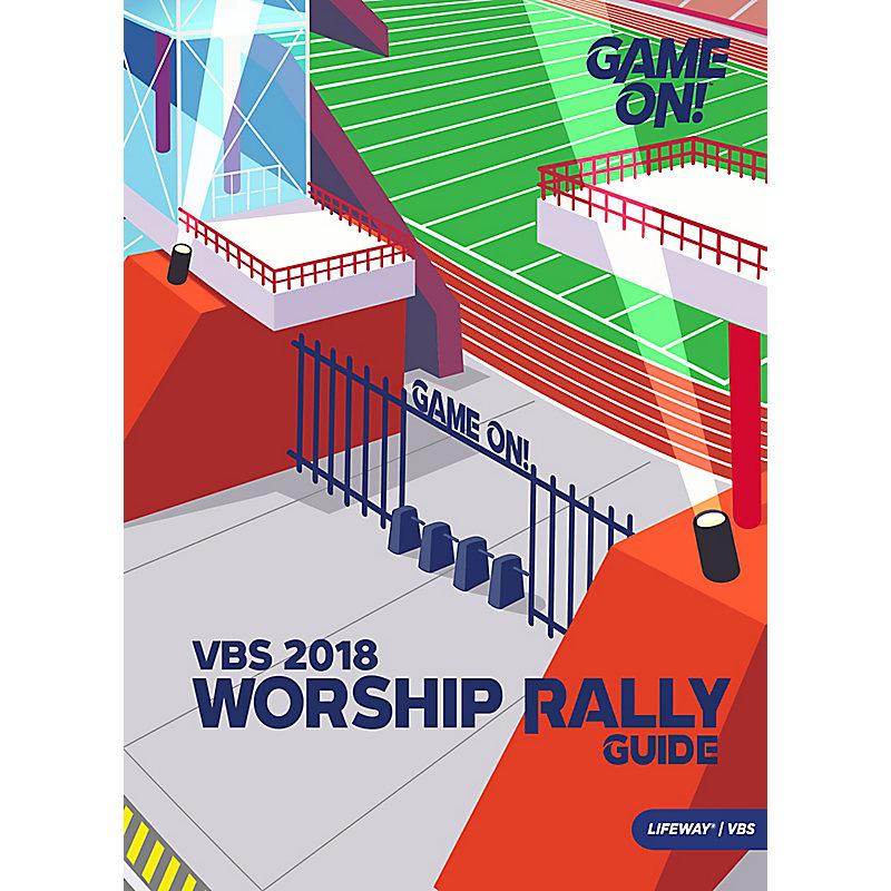 Vbs 2018 Worship Rally Guide Lifeway