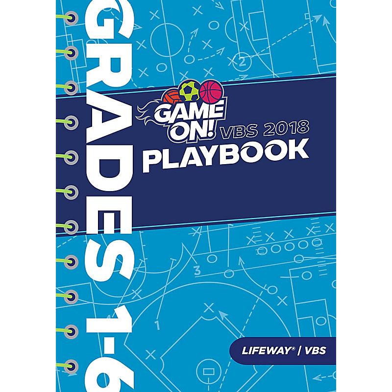 VBS 2018 Grades 1-6 Playbook
