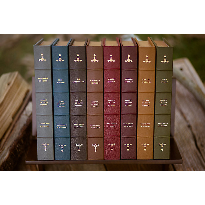 Legacy of Faith Library (8 vol. boxed set)