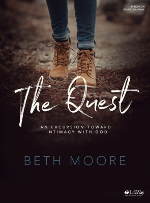 The Quest Bible Study by Beth Moore