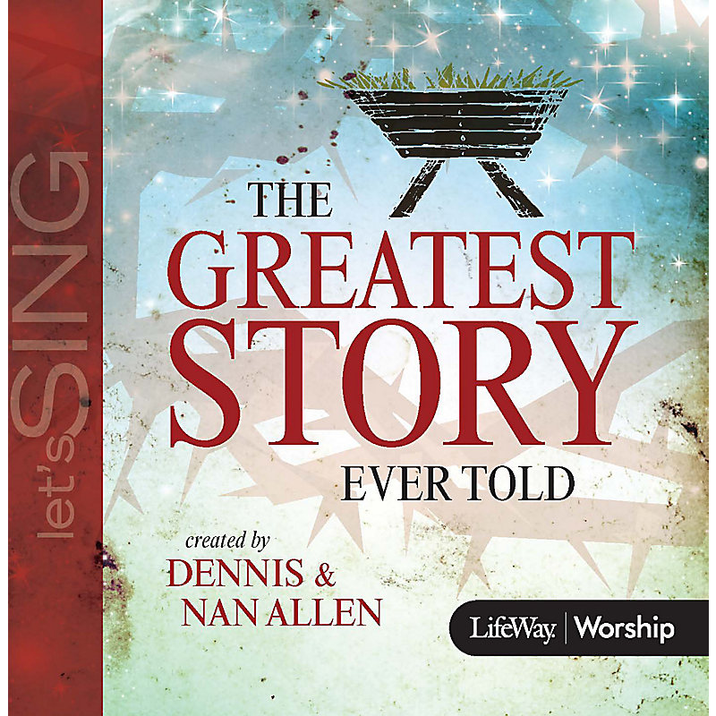 The Greatest Story Ever Told - Listening CD