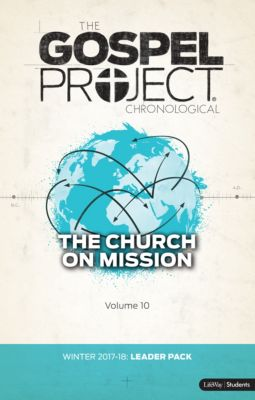 The Gospel Project Student Vol. 10