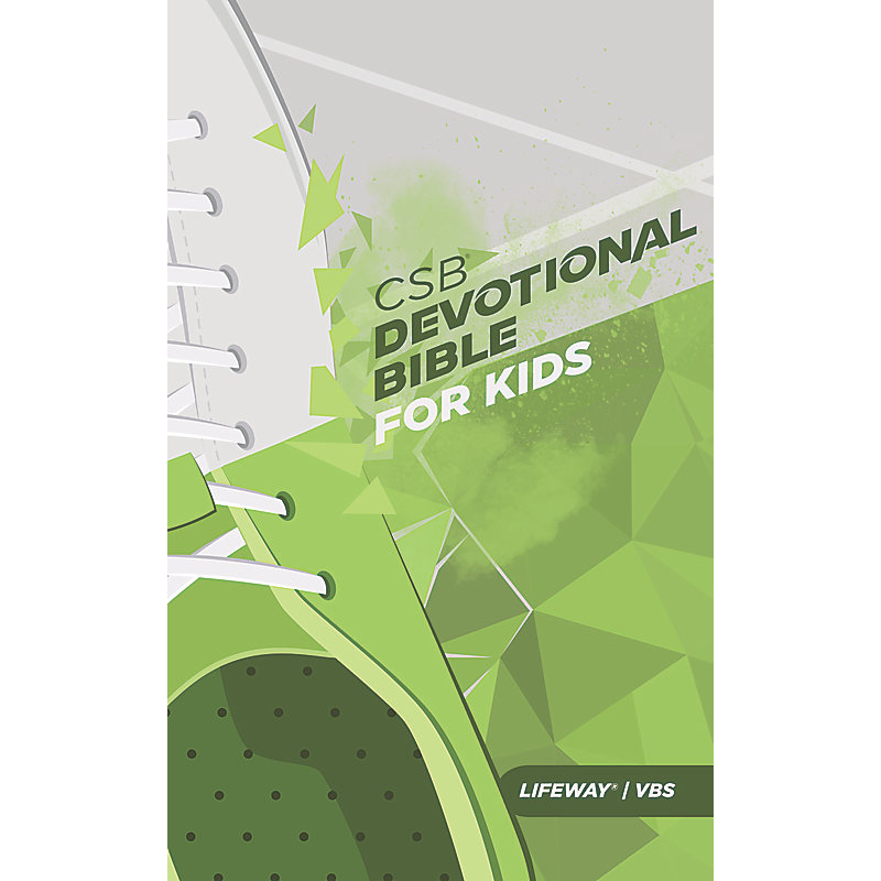 VBS 2018 Devotional Bible for Kids CSB