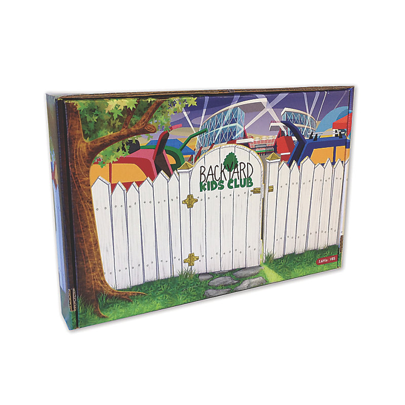 VBS 2018 Backyard Kids Club Kit