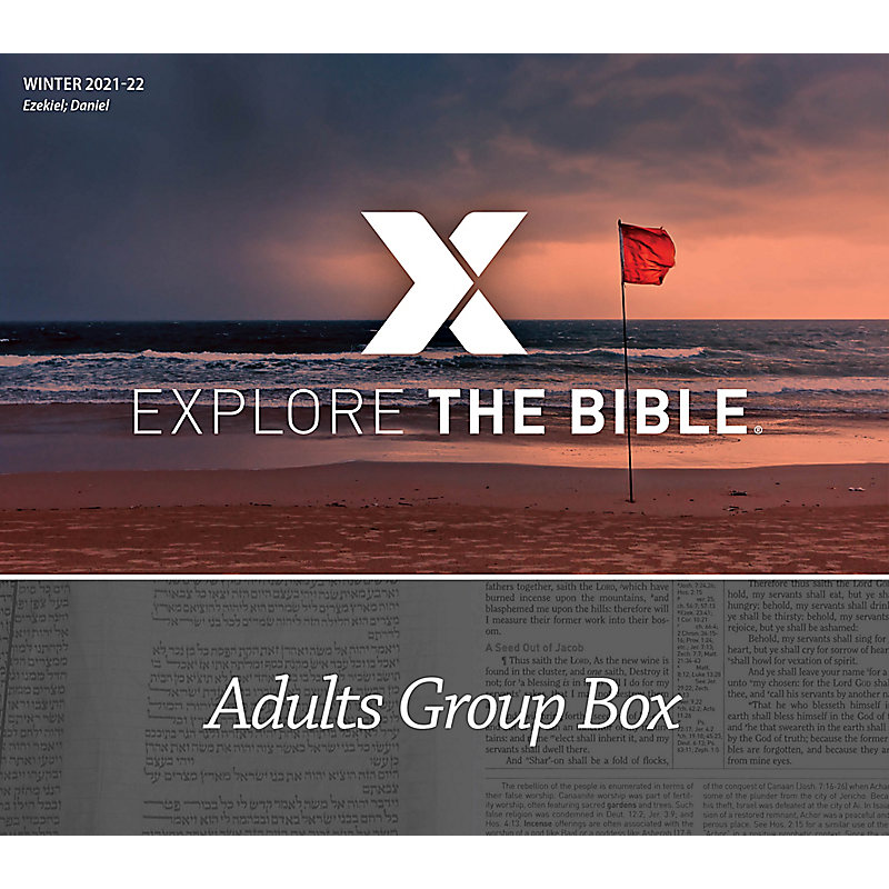 Explore the Bible: Adults Group Box - Winter 2022