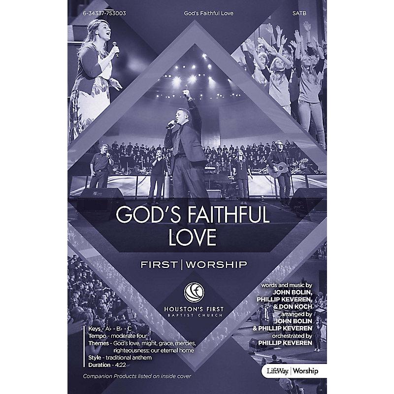 God's faithful love downloadable listening track lifeway.