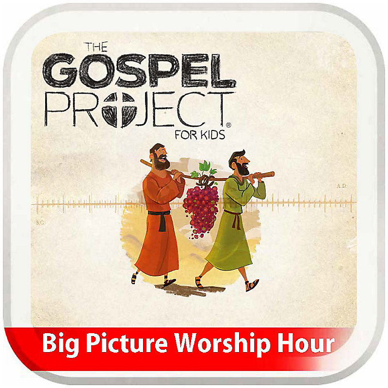 The Big Picture Worship Hour for Kids - Volume 3: The Promised Land