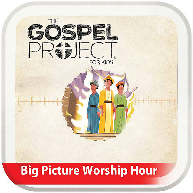 The Big Picture Worship Hour for Kids - Volume 6: Exile and Return