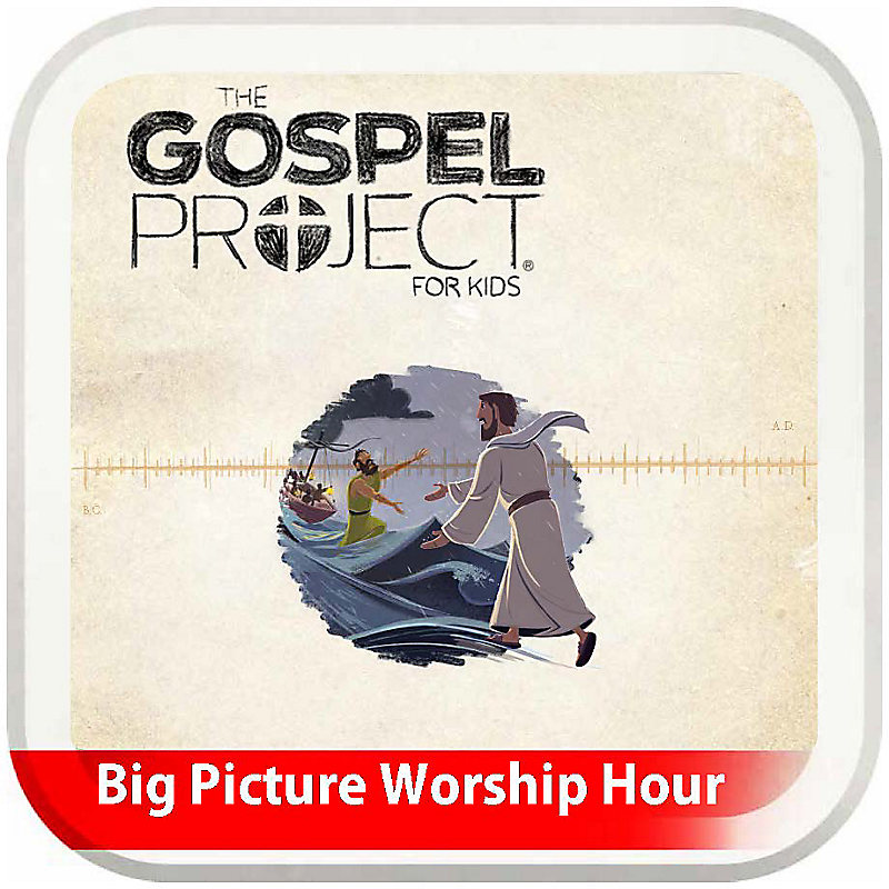 The Big Picture Worship Hour for Kids - Volume 8: Stories and Signs