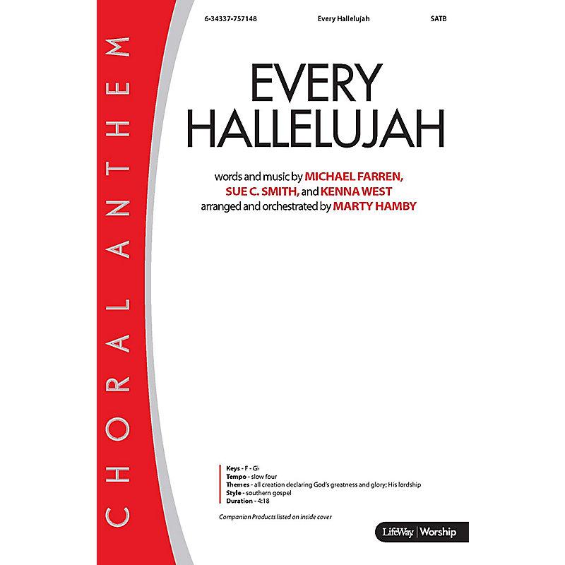 Every Hallelujah - Downloadable Listening Track