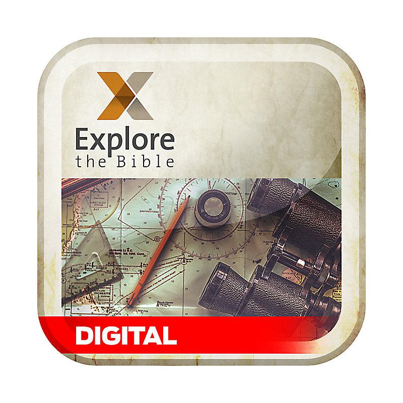 Explore the Bible: Daily Discipleship Guide PDF - CSB - Summer 2019 - Digital