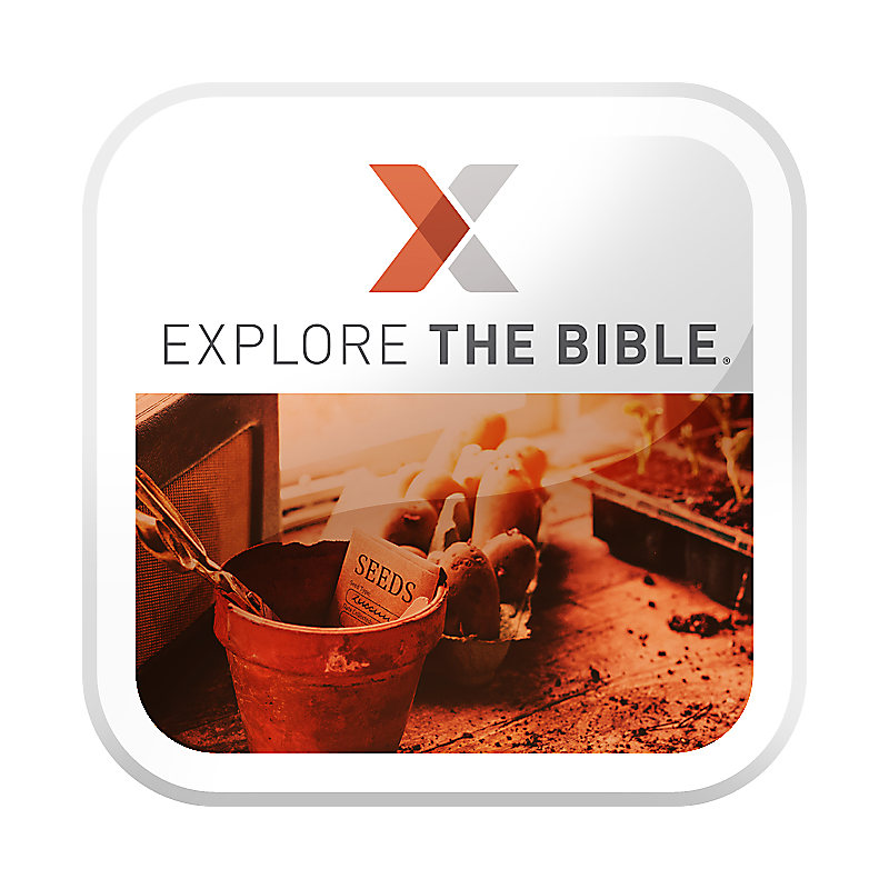Explore the Bible: Daily Discipleship Guide - CSB - Winter 2021 - Digital