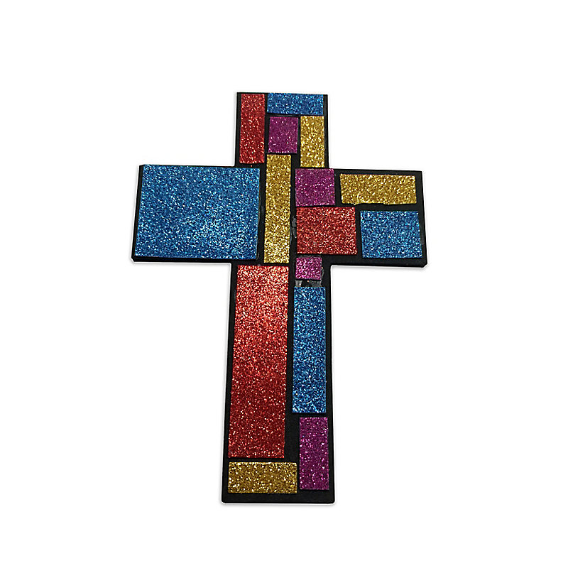 VBS 2018 Mosaic Cross Craft Pack Pkg. 10
