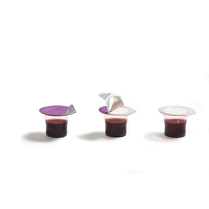 Fellowship Cup ® - prefilled communion cup - Juice Only  - 100 Count Box