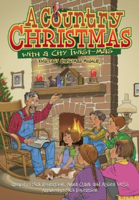 a country christmas with a city twist mas accompaniment cd - Country Christmas Cd
