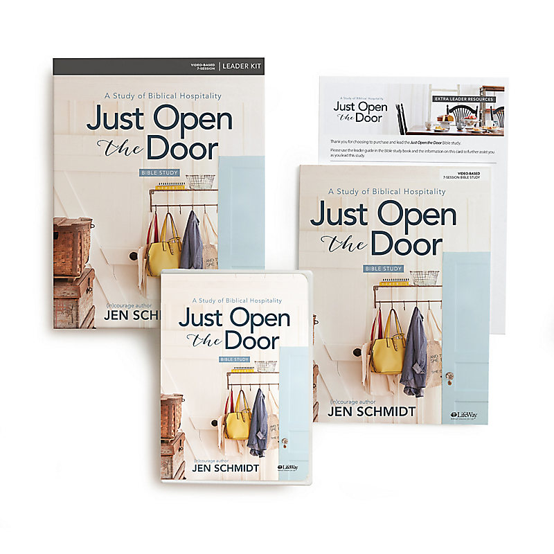 Just Open the Door - Leader Kit
