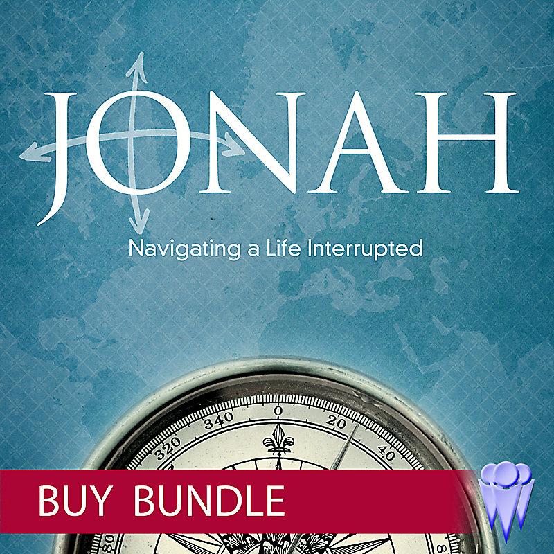Jonah - Video Bundle - Group Use - Buy