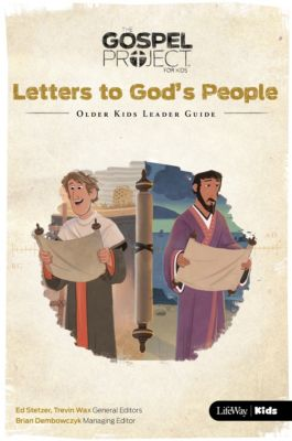 Volume 11: Letters to God's People (until 11/1/2020)