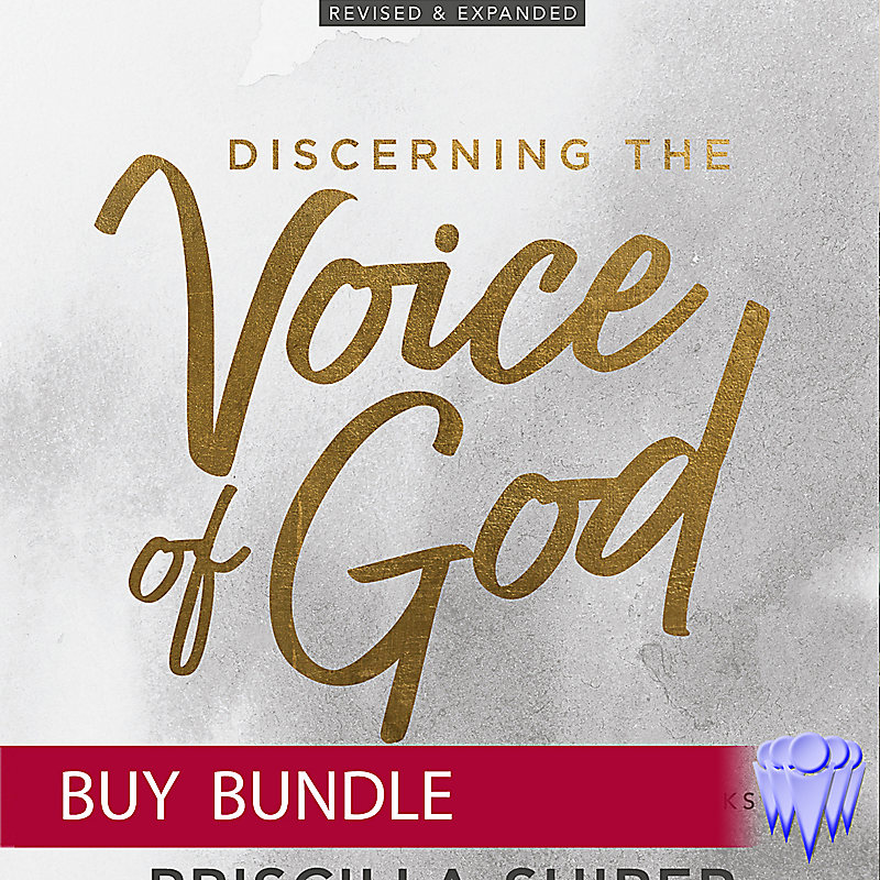 Discerning the Voice of God - Group Use Video Bundle