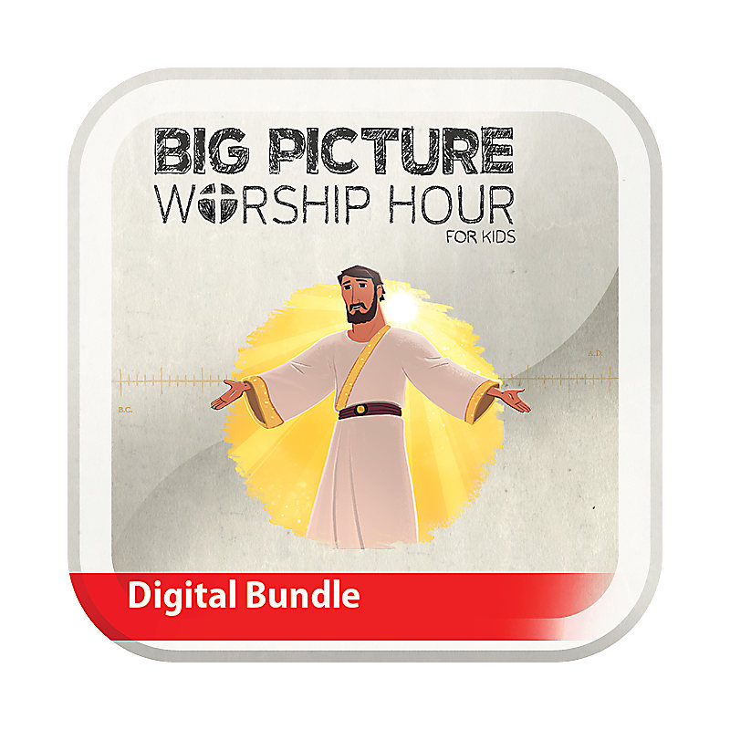 The Big Picture Worship Hour for Kids - Volume 12: Come, Lord Jesus
