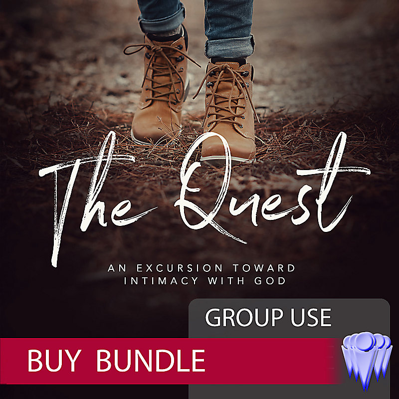 The Quest - Group Use Video Bundle - Buy