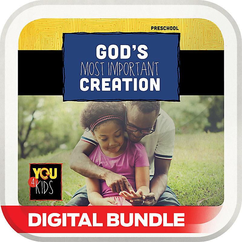 God's Most Important Creation Preschool