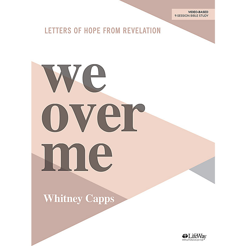 We Over Me - Bible Study Book