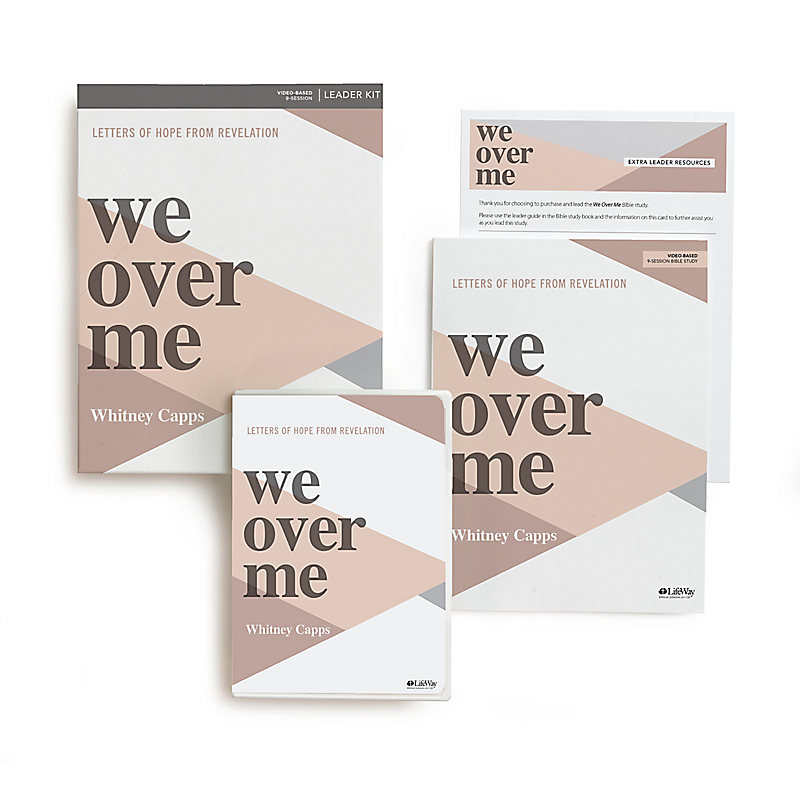 We Over Me - Leader Kit