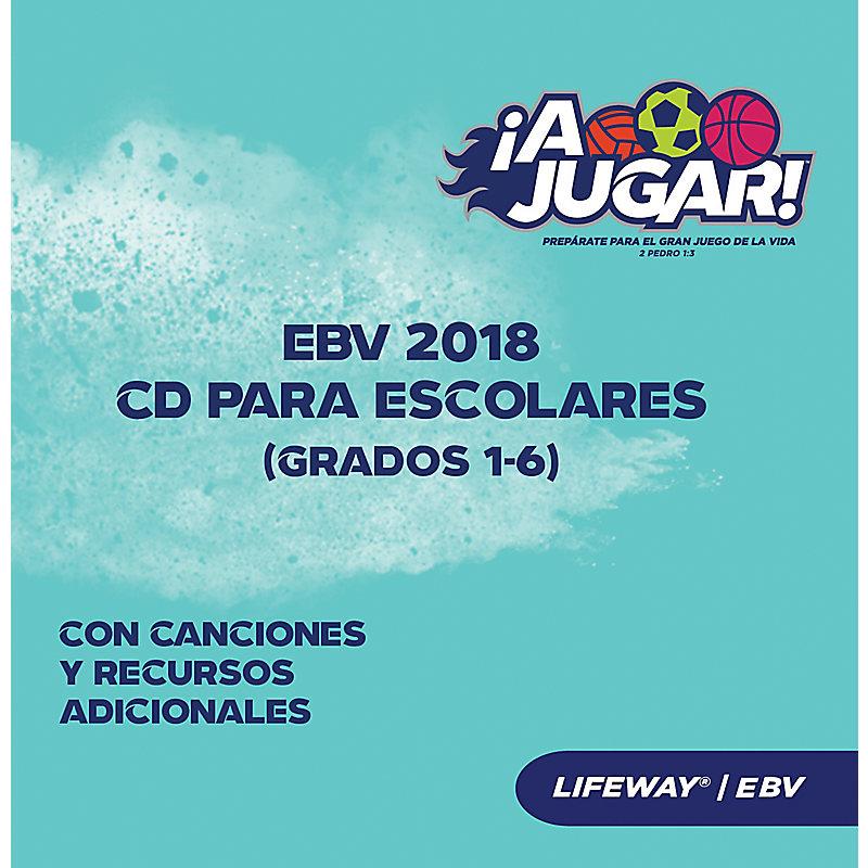 EBV 2018 Álbum de Música para Escolares