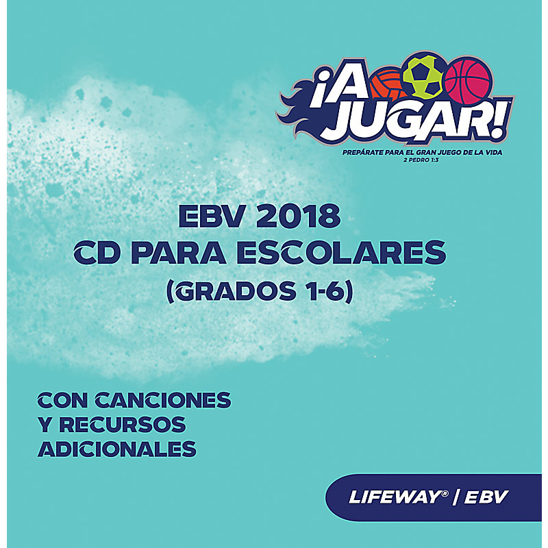 EBV 2018 Alegría - Audio