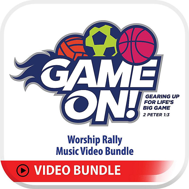 VBS 2018 Worship Rally Music Video Bundle