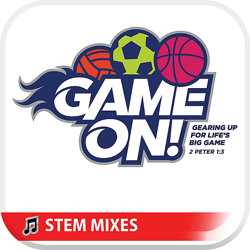 VBS 2018 Game On! Stem Mixes